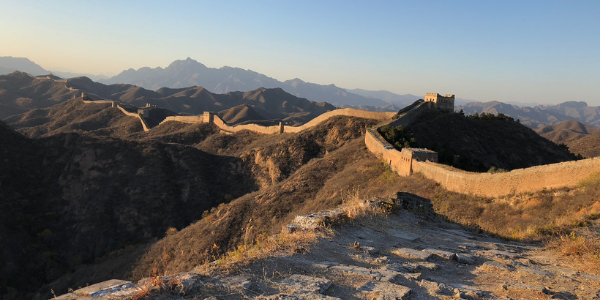 Views of the Great Wall