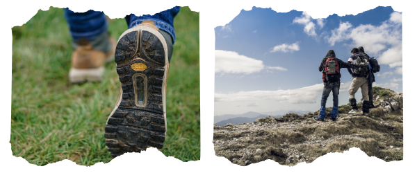 Top tips for mountain hiking