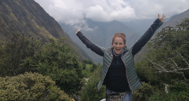 Katy's Inca Trail Journey