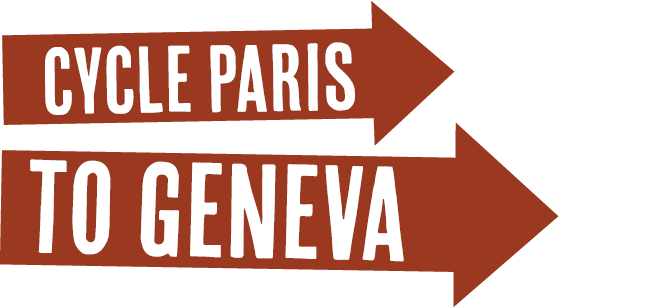 Paris to Geneva - EURO25
