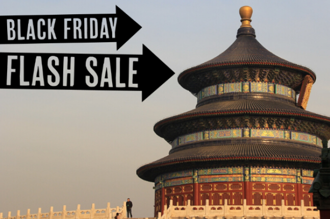 FLASH SALE – Great Wall of China Cycle!