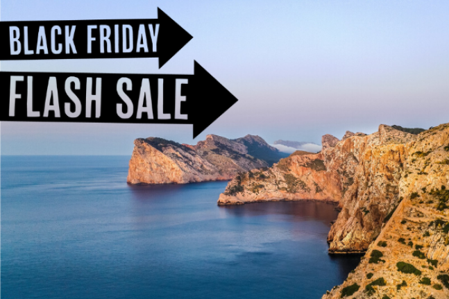 FLASH SALE – Cycle Mallorca and Northern Lights Trek