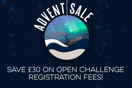 ADVENT SALE! SAVE £30 ON YOUR REGISTRATION FEE!