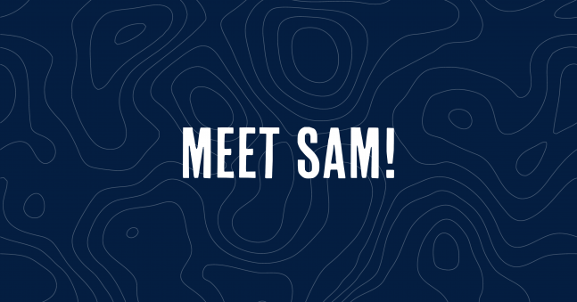 Meet our Leaders - Sam Hughes